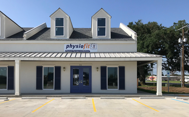 Physiofit Physical Therapy Youngsville LA