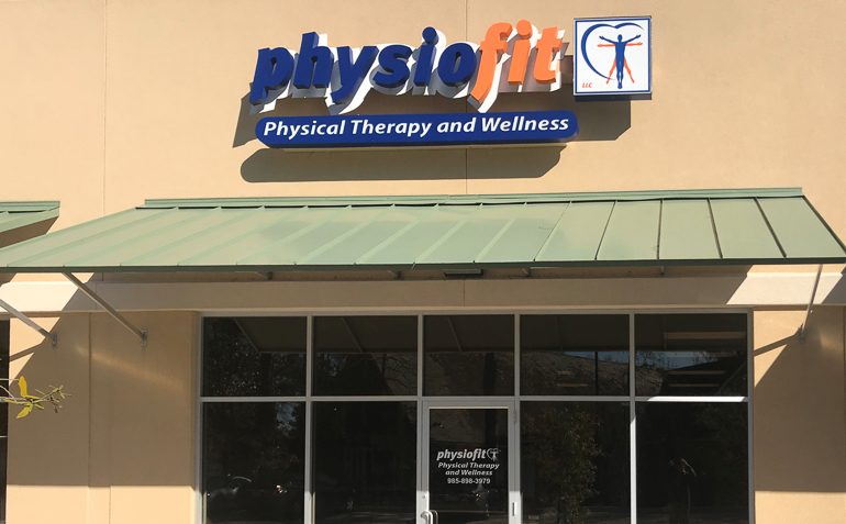 Physiofit Physical Therapy, Covington, LA (NOLA Northshore)