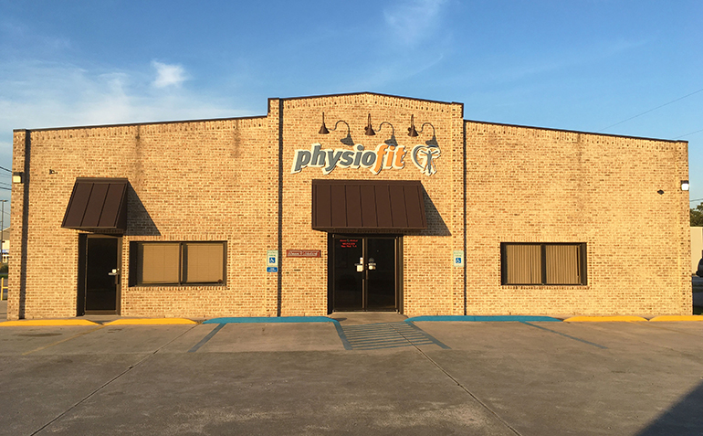 PhysioFit Raceland Physical Therapy Exterior