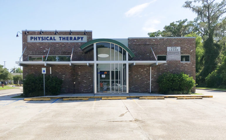 Physiofit Physical Therapy in Destrehan, LA Clinic Exterior